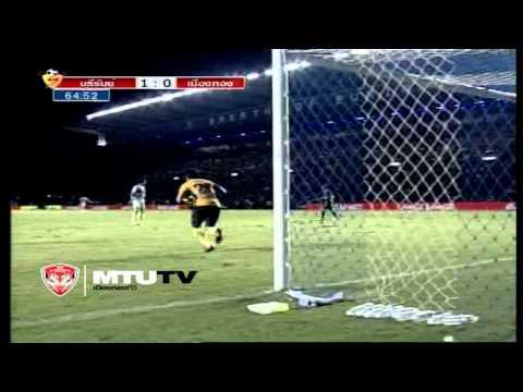 MTUTD.TV Kawin Thamsatchanan - 14 match TPL 2012