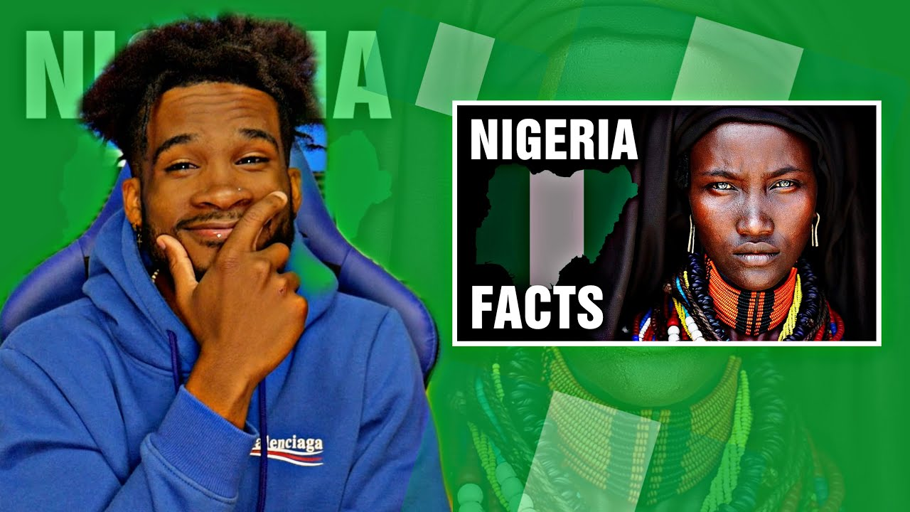 Download 12 Incredible Facts About Nigeria | REACTION