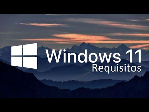 Requisitos para Windows 11