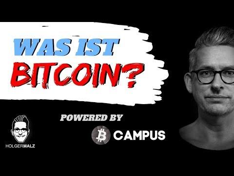 Das Bitcoin Grundlagen Video