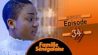 FAMILLE SENEGALAISE - Saison 1 - Episode 34 - VOSTFR