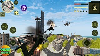 Rise of Steel Game # 31 Helicopter War / by Naxeex Robots Android GamePlay FHD