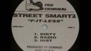 Street Smartz - F-It-Less