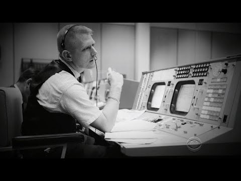 Restoring NASA's historic mission control room