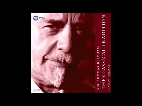 "HAYDN: Symphony No. 104 In D Major ""London"" Hob. I:104 / Beecham · Royal Philharmonic Orchestra"