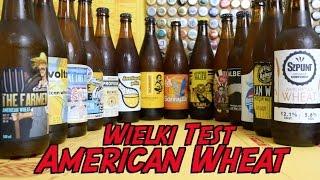 Wielki Test American Wheat