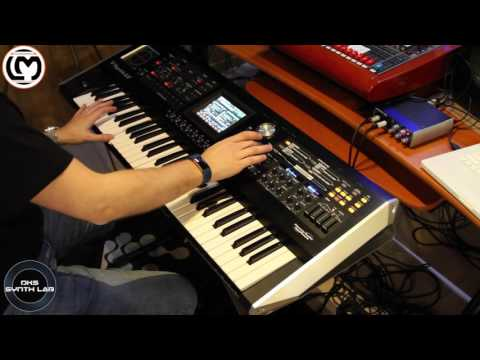 Roland V-Synth GT Part. 1