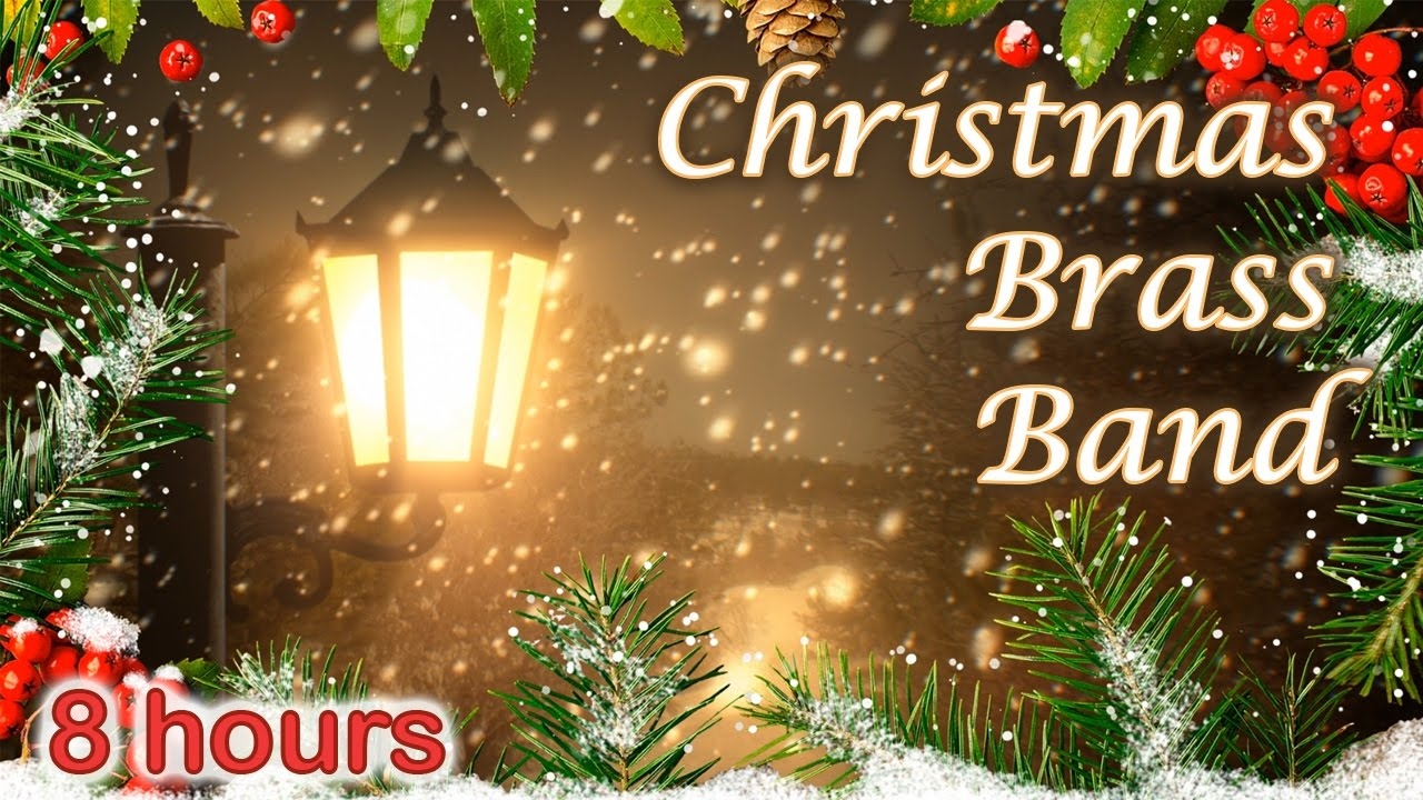 8 hours christmas music brass band carols christmas 8 hours christmas music brass band carols christmas music instrumental snow falling youtube solutioingenieria Choice Image