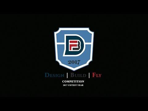 Design, Build & Fly 17 | مسابقة تصميم الطائرات بكلية الهندسة، جامعة القاهرة
