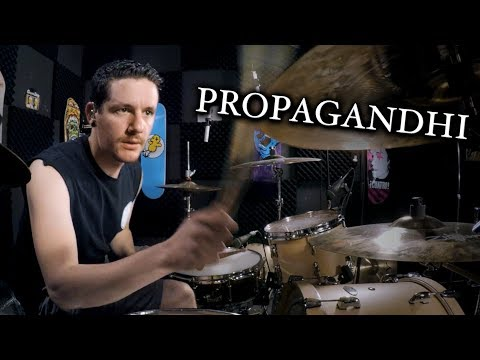 Propagandhi: A 5 Minute Drum Chronology - Kye Smith [4K]