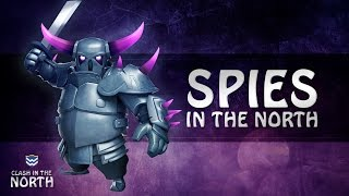 Clash of Clans | Spies in the North for North Remembers (Arranged War)