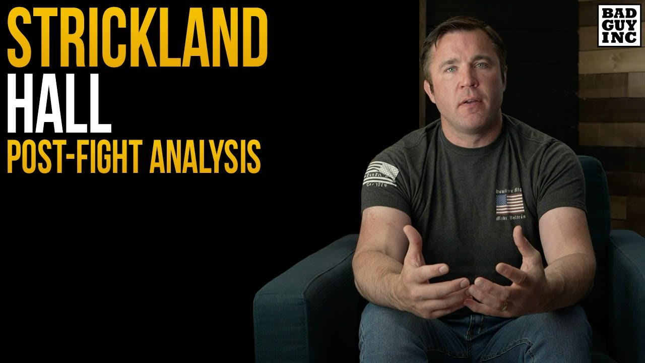 Sean Strickland is a Madman… | Chael Sonnen