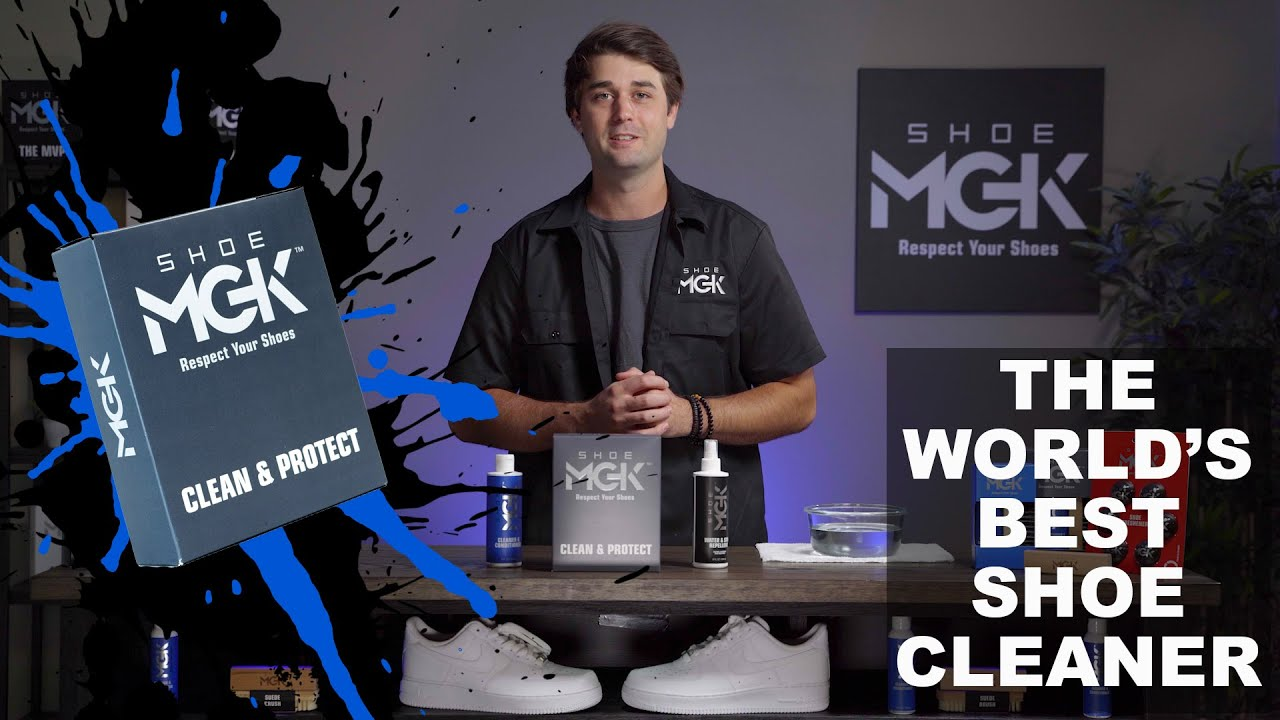 SHOE MGK Clean & Protect Kit - Shoe Cleaning Kit