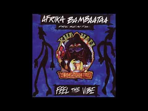 Afrika Bambaataa - Feel the Vibe (Extended Club Mix)