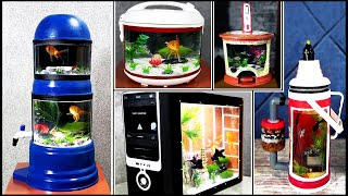 5 CRAZY IDEAS MAKING AQUARIUM - WEIRDEST IN THE WORLD