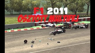 F1 2011 SZPLIT SZKRIN CSAMPIONSHIP /feat. DURMOO