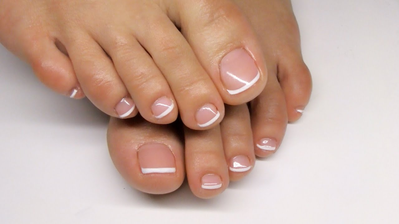 Pedicure Hybrydowy Spa Krok Po Kroku Shellac Pedicure Spa At