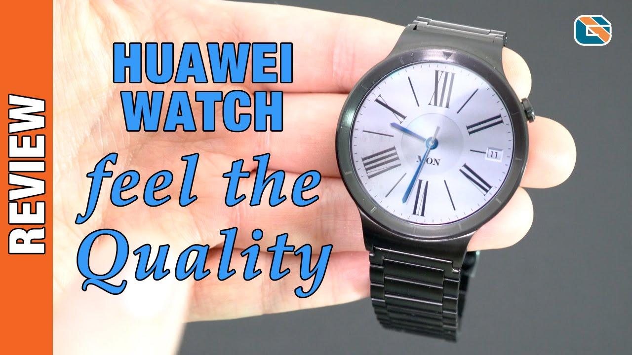 Huawei Watch Iphone