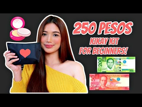 PHP 250 KIKAY KIT Perfect for beginners & students ❤