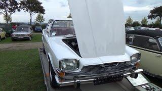 1966, BMW Glas 2600 V8