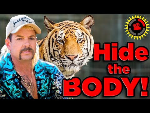 FilmTheory: How A Tiger King Disposes Of A Body!