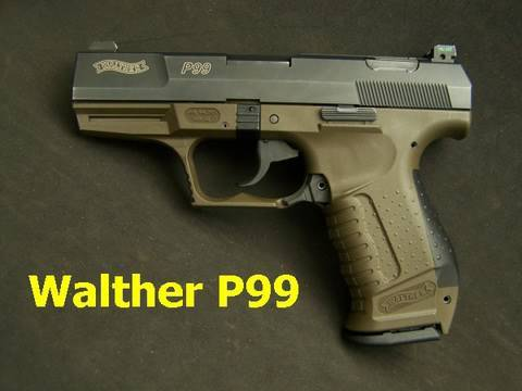 walther p99 pistol youtube