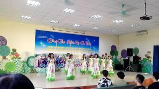 Ngày nhà giáo Việt Nam 2019 của các bạn nhỏ Phật Tích.