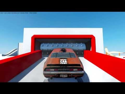 Next Car Game: Fooling around with a free Technology Demo