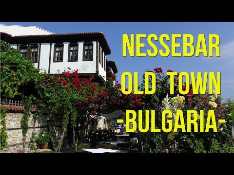 Nessebar. Bulgaria 2015. Несебр. Болгария 2015. (HD)
