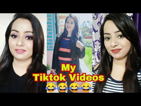 My Tiktok Funny Videos 😂😂😂 ###tiktok### ( Just for fun ) || Bhawana Sunil ||