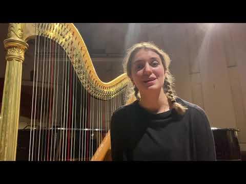 Jong Talent - Young Talent 2021: Olivia Debrabandere (harp)