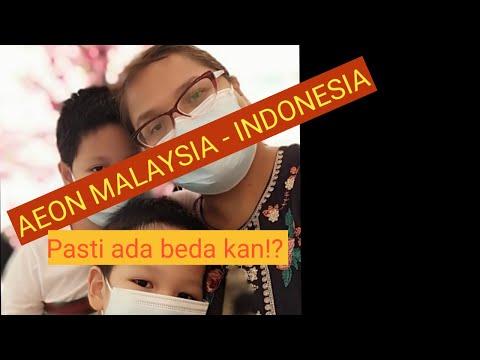 Beda Aeon Malaysia