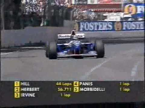 1995 EDS Grand Prix of Australia - Adelaide [Part 6]
