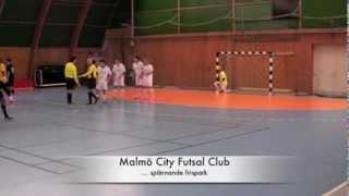 2013-11-07 Malmö City Futsal Club - JB Futsal Gentofte, 3-4