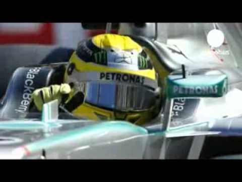 Rosberg wins Monaco Grand Prix like his father