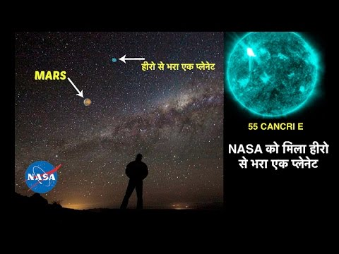 NASA को मिला हीरो से भरा एक प्लेनेट(100% true)| Strange mysterious planets Found in Space | Rahasaya