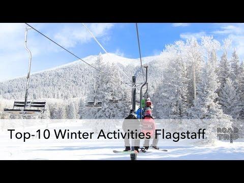 Top-10 Winter Activities in Flagstaff, Arizona