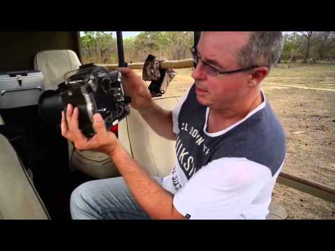 Africa on Safari Remote-Controlled Camera Buggy