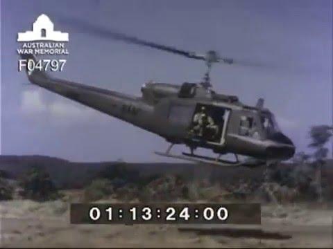1 SAS Squadron South Vietnam 1967-1968