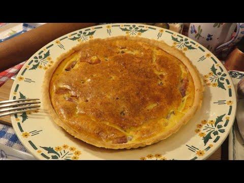 recette-simple-:-véritable-quiche-lorraine-à-l'ancienne-mère-mitraille---canal-gourmandises