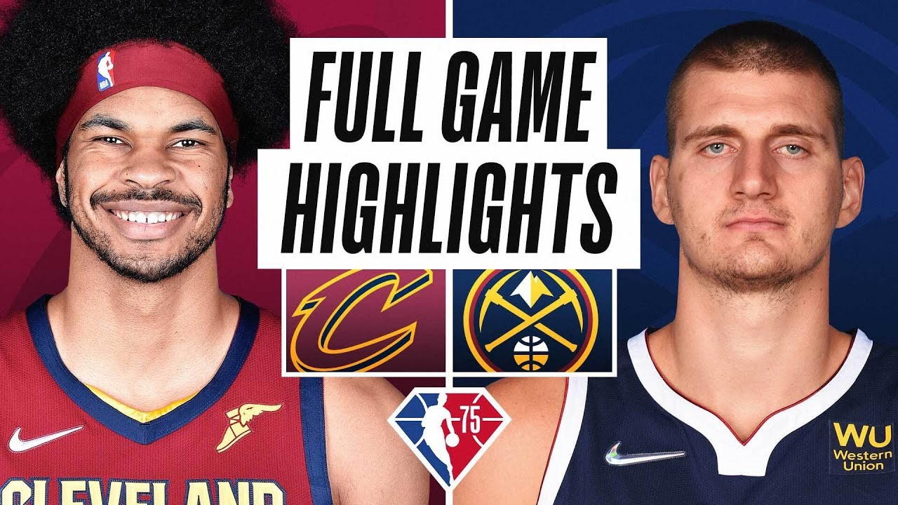 Download CAVALIERS at NUGGETS | FULL GAME HIGHLIGHTS | October 25, 2021