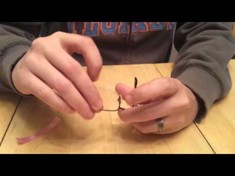 How to: Replacing semi-rimless lenses