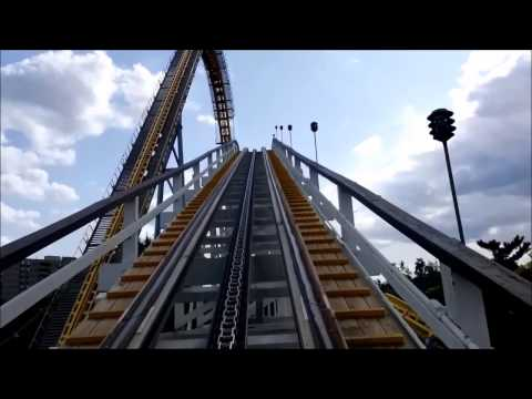 Top 10 Roller Coasters at Hershey Park