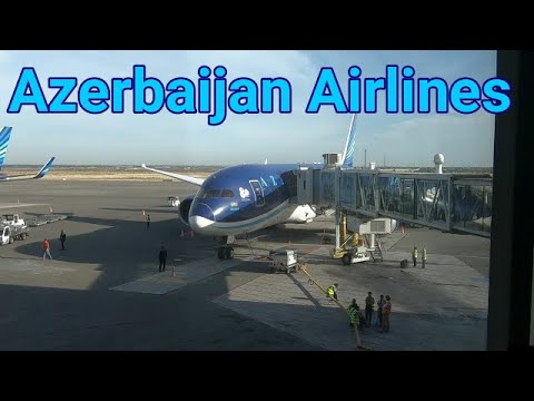 JFK's Best 'Exotic' Airline? AZAL Business Class - New York to Baku