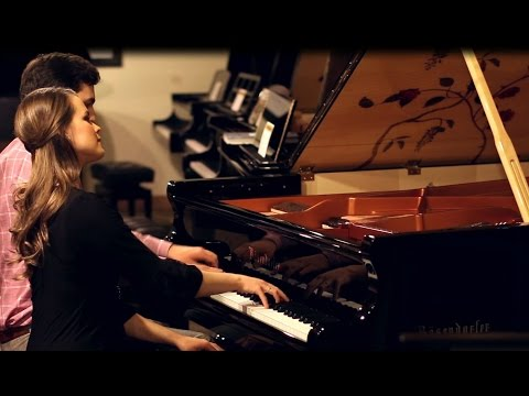 Edelweiss / My Favorite Things (The Sound of Music) | Piano Duet Medly