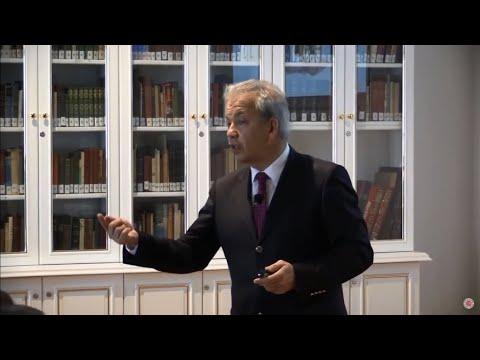 Prof. Dr. Kemal Nuri Özerkan - Bedenin Efendisi Zihin - TURİNG - 22.04.2017