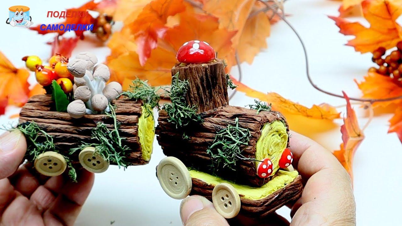 ОСЕННИЕ ПОДЕЛКИ ИЗ БУМАГИ для детей и вместе с детьми Осенние поделки своими руками