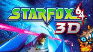 Star Fox 64 3D - It's a Crazy Short Game: Gameplay Quick Look (Video Game Video Review)