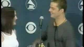 Ricky Martin + Madonna Grammys 1999