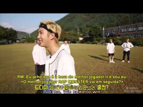 BTS Season's Greeting 2017 [Legendado-PT] (part 4/6)